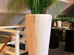 Grasses-in-polystone-planter